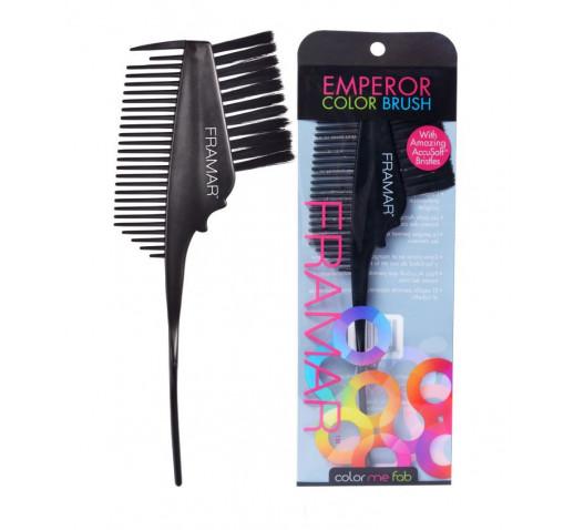 Кисть-расческа для окрашивания волос Emperor Brush